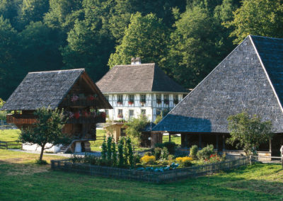Ballenberg-museum-traditional-homes
