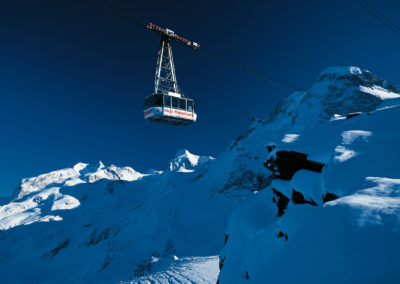 Klein-Matterhorn-cable-car