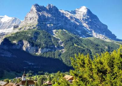 Grindelwald and Eiger