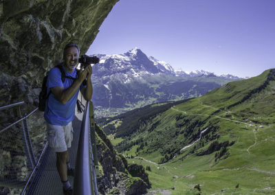 Airwalk, First, Grindelwald, Bernese Oberland, Switze