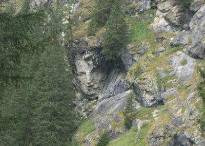 The Gasternface, Gasterntal, Kandersteg